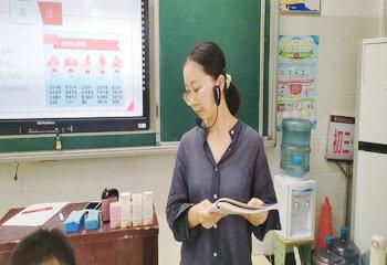 三尺讲台勤奉献 坚守岗位展芳华——记录教师节泸州一中老师们一天的工作花絮